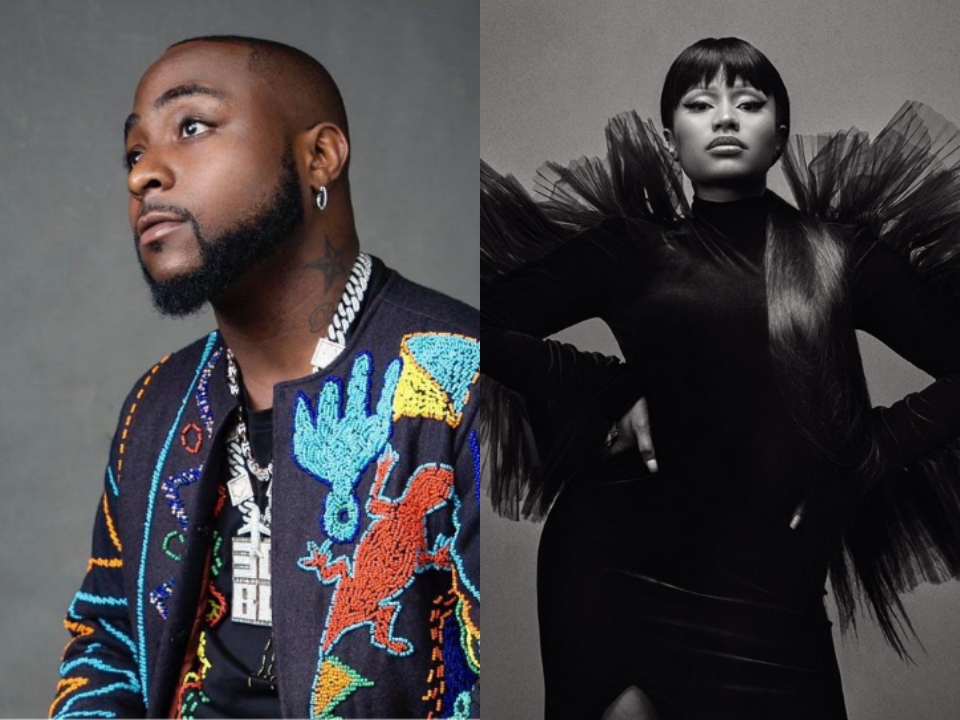 """Holy Ground leaked out of Davido's """"A Better Time Album"""" Featuring Nicki Minaj"""