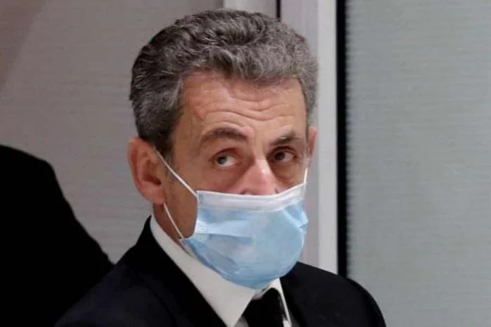Former French president jailed for corruption