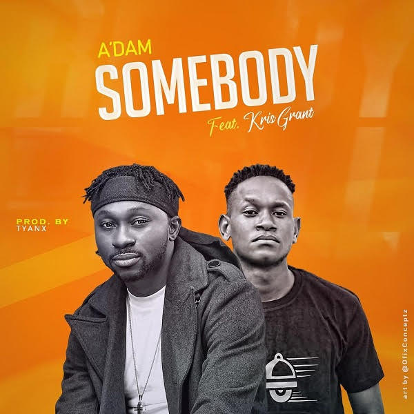 Spaghetti Records releases Somebody music video by A'dam Ft. Kris Grant