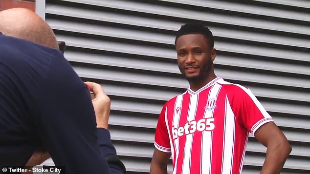 Mikel Obi signs new contract with Stoke City